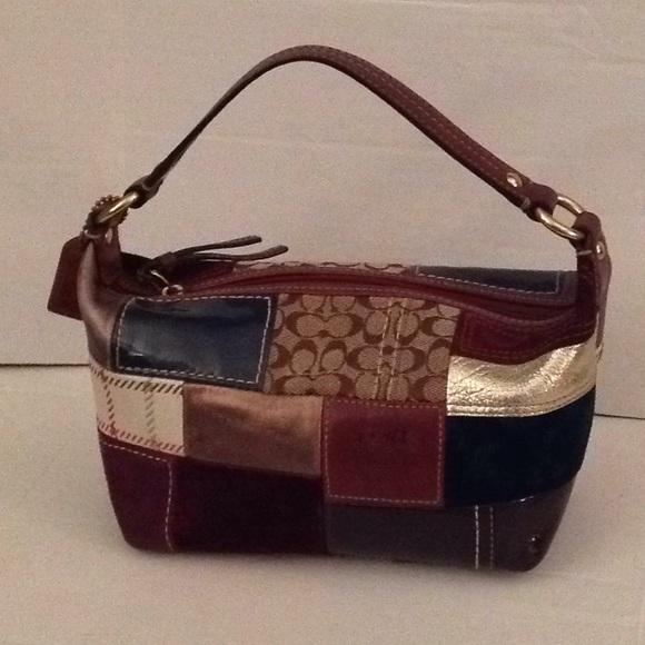 16cf5f00bf76 Coach Handbags - Coach vintage bag.
